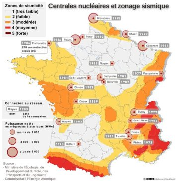 La pollution en France Carte-risque-sismique-et-centrales-nuclc3a9aires